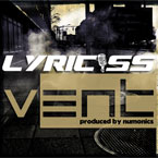 Lyriciss - Vent Artwork