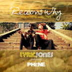 Lyric Jones ft. Phene - Reasons Why Artwork