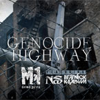 M1 ft. Nas - Genocide Highway Artwork