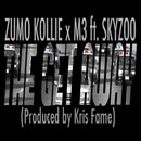 M3 x Zumo Kollie ft. Skyzoo - The Get Away Artwork