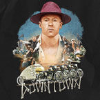 Macklemore x Ryan Lewis - Downtown Artwork