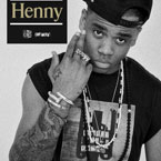 Mack Wilds - Henny Artwork