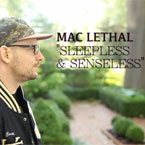Mac Lethal - Sleepless & Senseless Artwork
