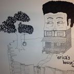 Mac Miller ft. Treejay - Erica's House Artwork