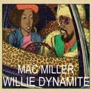 Mac Miller - Willie Dynamite Artwork