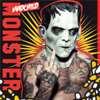 Madchild - Monster Artwork