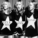 Madonna ft. Nicki Minaj & M.I.A. - Give Me All Your Luvin' Artwork