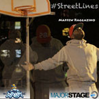 Maffew Ragazino - #StreetLines Artwork