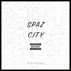 MAHD - Spaz City Artwork