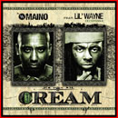 Maino ft. Lil Wayne - I'm About Cream Artwork