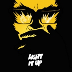 Major Lazer - Light It Up ft. Nyla Artwork