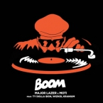 Major Lazer & MOTi - Boom ft. Ty Dolla $ign, Wizkid & Kranium Artwork