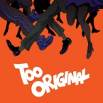 Major Lazer - Too Original ft. Elliphant & Jovi Rockwell Artwork