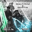 Malcolm &amp; Martin - Paul Revere 2011 Artwork