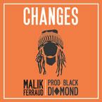 Malik Ferraud - Changes Artwork
