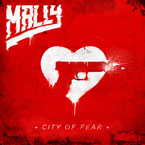 MaLLy - City of Fear Artwork