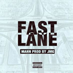 Mann - Fast Lane Artwork