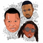 Mannie Fresh - Hate ft. Juvenile & Lil Wayne Artwork