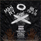 MANNY ft. Emilio Sparks - Holy Pirate Artwork