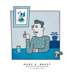 Marc E. Bassy - Cigarettes Artwork