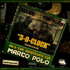 Marco Polo ft. Organized Konfusion (Pharoahe Monch & Prince Po) - 3-O-Clock Artwork