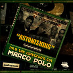 Marco Polo ft. Large Professor, Inspectah Deck, O.C., Tragedy Khadafi & DJ Revolution - Astonishing Artwork