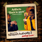 Marco Polo ft. Artifacts - Back to Work Artwork