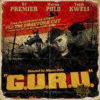 Marco Polo ft. Talib Kweli &amp; DJ Premier - G.U.R.U. Artwork