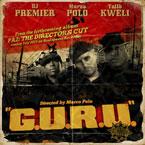 Marco Polo ft. Talib Kweli & DJ Premier - G.U.R.U. Artwork