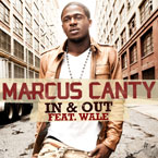 Marcus Canty ft. Wale - In &amp; Out Artwork