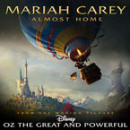 Mariah Carey - Almost Home Artwork