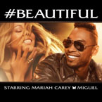 Mariah Carey ft. Miguel - #Beautiful Artwork