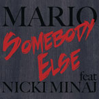 Mario ft. Nicki Minaj - Somebody Else Artwork