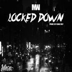 Marion Write - Locked Down Artwork