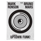 Mark Ronson ft. Bruno Mars - Uptown Funk Artwork