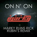 Marky - On&#8217;n'on (Marky Ruins Rick Rubin&#8217;s Remix) Artwork