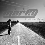 Marky - Up, up and Away Artwork