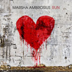 Marsha Ambrosius - Run Artwork