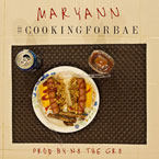 #CookingForBae Artwork