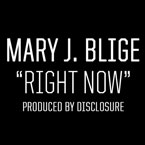 Mary J. Blige - Right Now Artwork