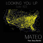 Mateo ft. Stacy Barthe - Looking You Up Artwork