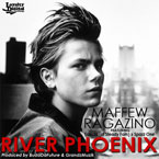 Matthew Ragazino ft. Easalio & Spazz One - River Phoenix Artwork