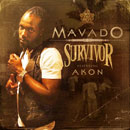 Mavado ft. Akon - Survivor Artwork