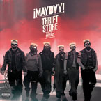 MAYDAY! ft. Brotha Lynch Hung &amp; Ces Cru - Strange March Artwork