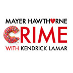 Mayer Hawthorne ft. Kendrick Lamar - Crime Artwork