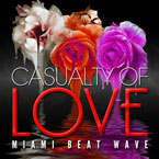 Miami Beat Wave ft. DU Ivan - Casualty of Love Artwork