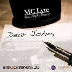 MC Lyte ft. Common & 10Beats - Dear John Artwork