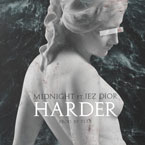 mdnt - Harder ft. Jez Dior Artwork