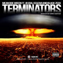 Mean Doe Green ft. JD Era, Ceazar & Black Zeek - Terminators Artwork