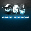 Mean Doe Green ft. Raekwon &amp; Planet Asia - Blue Ribbon Rap Artwork